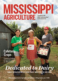 Mississippi Agriculture Cover image